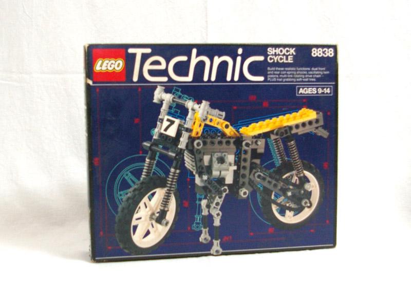 #8838 レゴ モトクロスバイク
