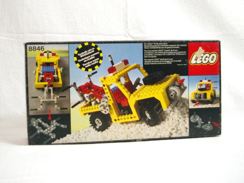 #8846 レゴ レッカー車