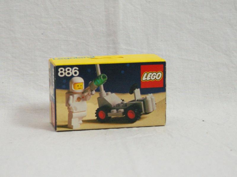 #886 レゴ 宇宙バギー
