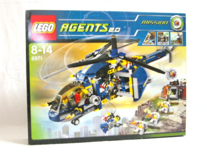 #8971 レゴ 航空防衛部隊
