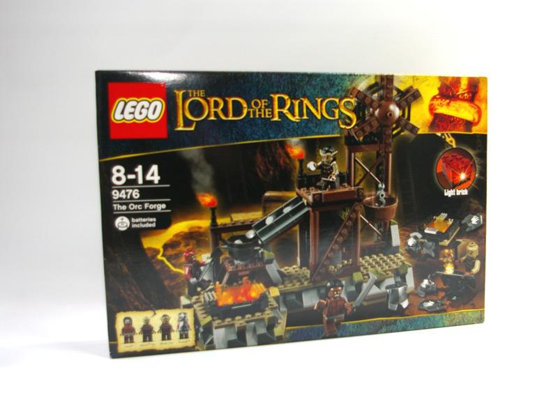 #9476 レゴ オークの鍛冶師