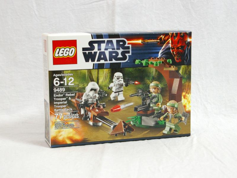#9489 レゴ エンドアの反乱軍兵士