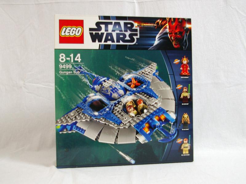 #9499 レゴ グンガン・サブ