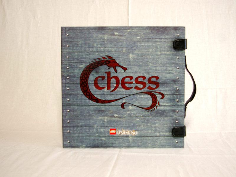 #G577 レゴ バイキングチェスセット