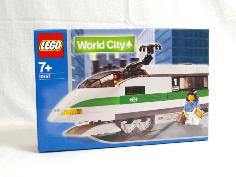 #10157 レゴ ハイスピードトレイン