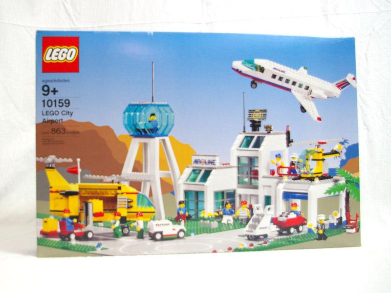 #10159 レゴ 飛行場