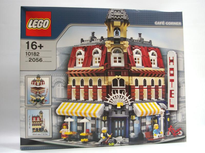 #10182 レゴ カフェ・コーナー