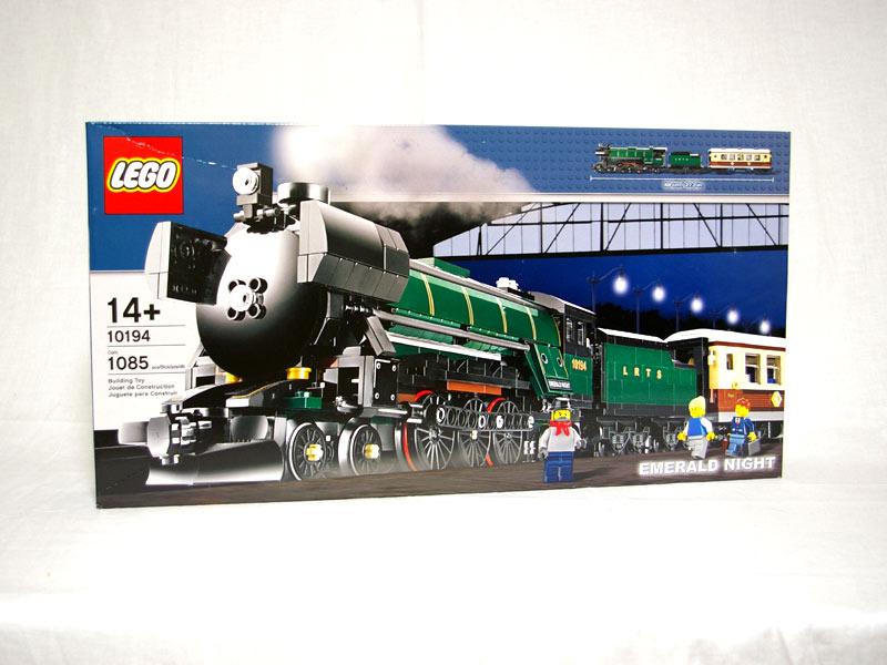 #10194 レゴ エメラルドナイト