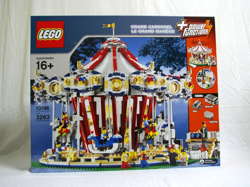#10196 レゴ メリーゴーランド