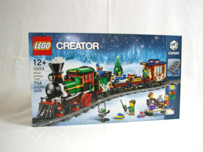 #10254 レゴ クリスマス・トレイン