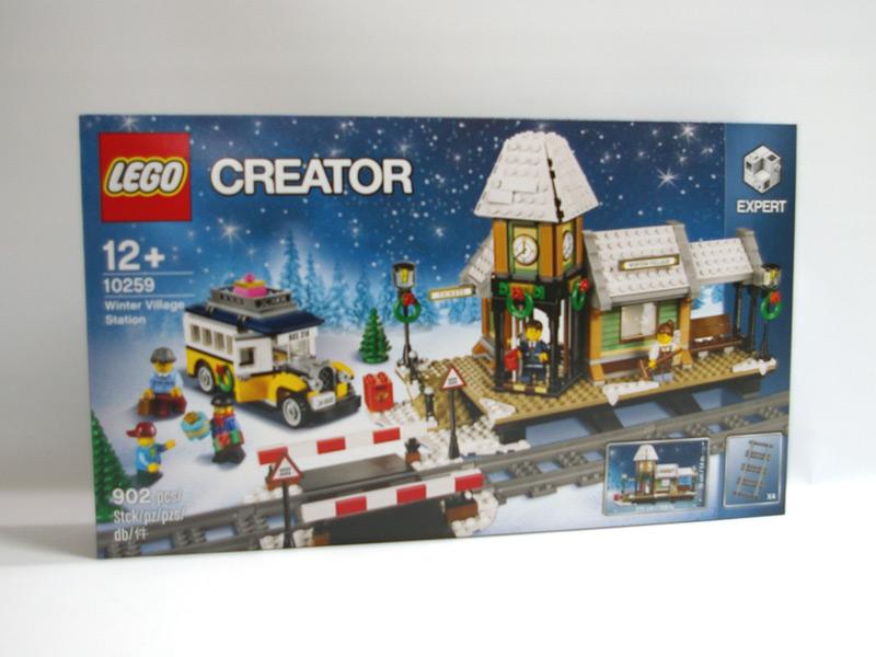 #10259 レゴ ウィンタービレッジステーション