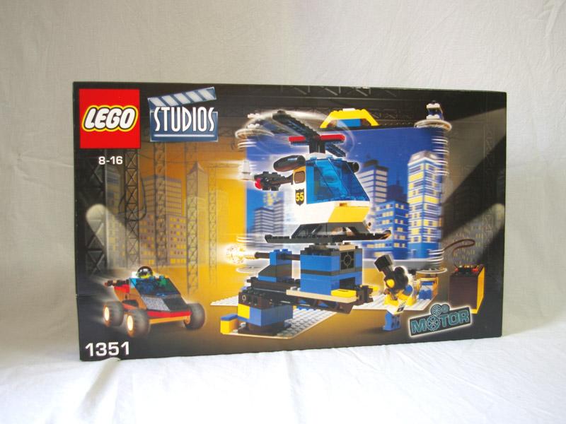 #1351 レゴ バックドロップスタジオ