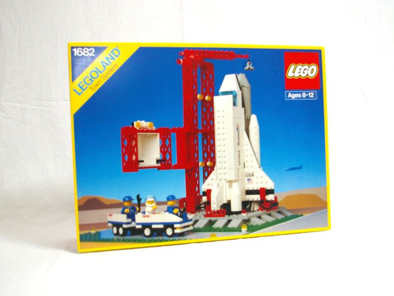 #1682 レゴ スペースシャトル
