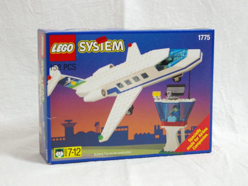 #1775 レゴ ジェット機