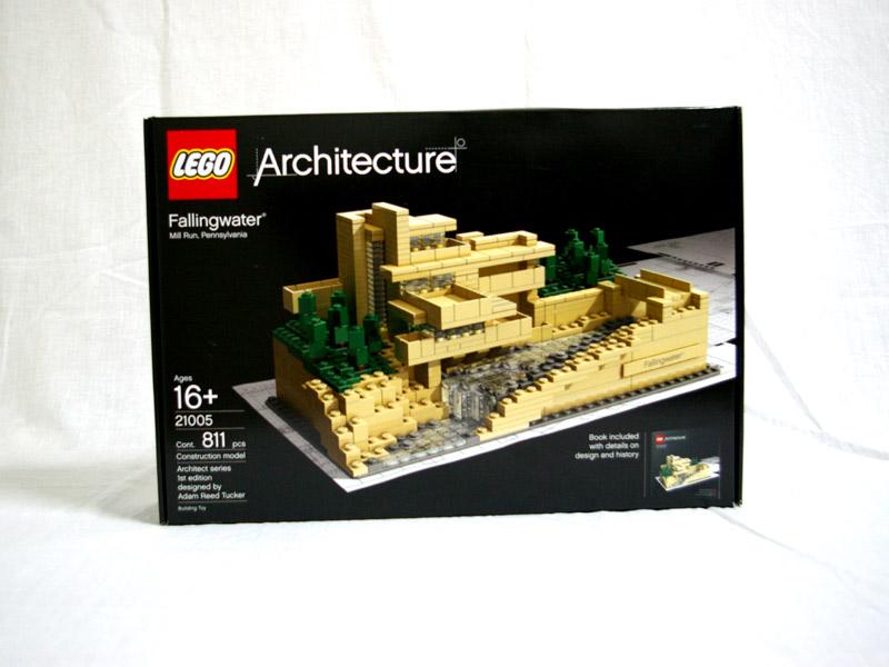 #21005 レゴ 落水荘