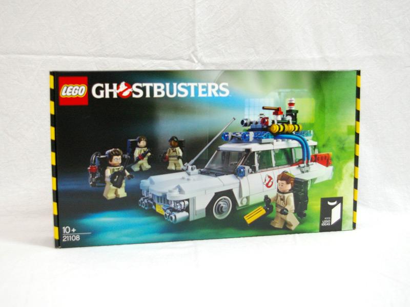 #21108 レゴ ゴーストバスターズ ERTO-1