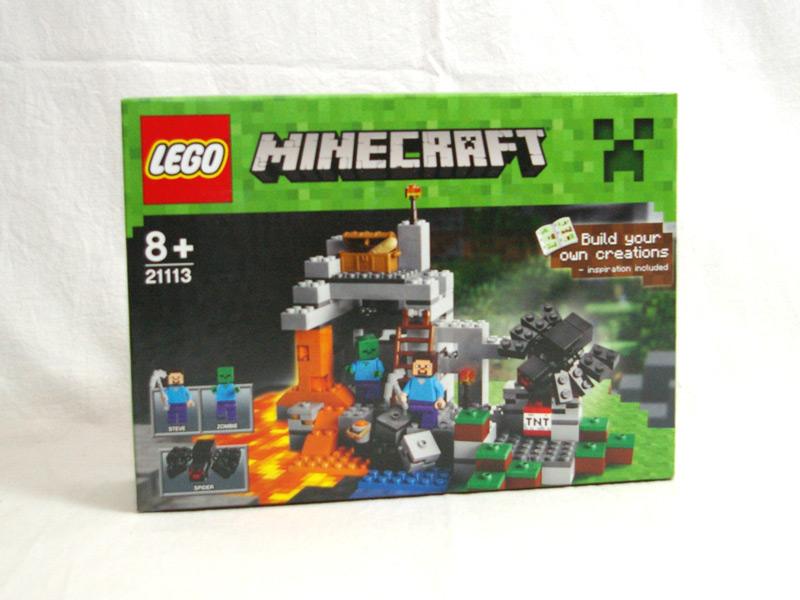 #21113 レゴ 洞窟