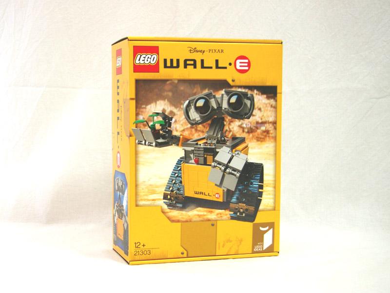 #21303 レゴ ウォーリー