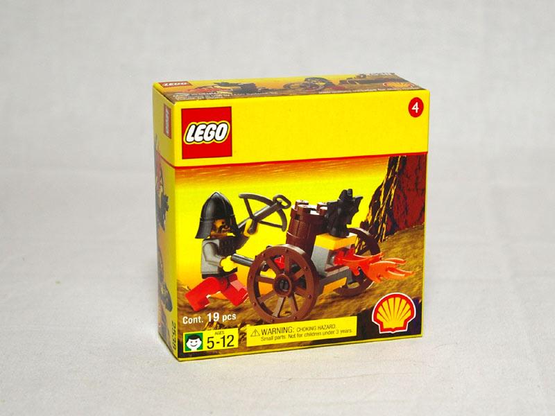 #2538 レゴ ボーガンと戦車