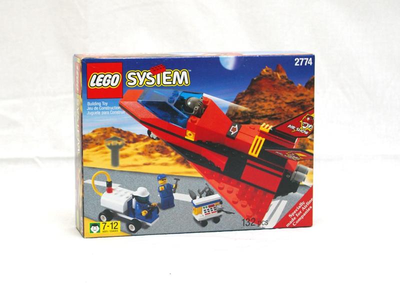 #2774 レゴ エアーショー 正面の画像