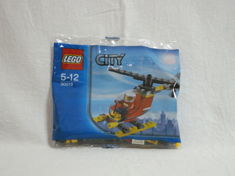 #30019 レゴ ファイヤー・ヘリコプター