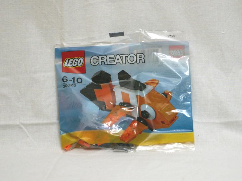 #30025 レゴ クマノミ