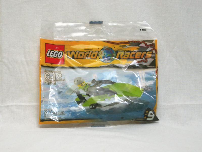 #30031 レゴ ワールドレースパワーボート