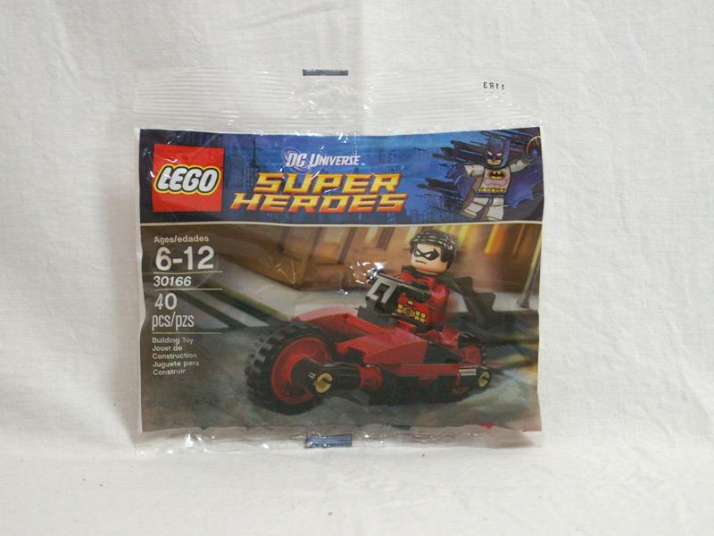 #30166 レゴ ロビンとレッドバード・サイクル