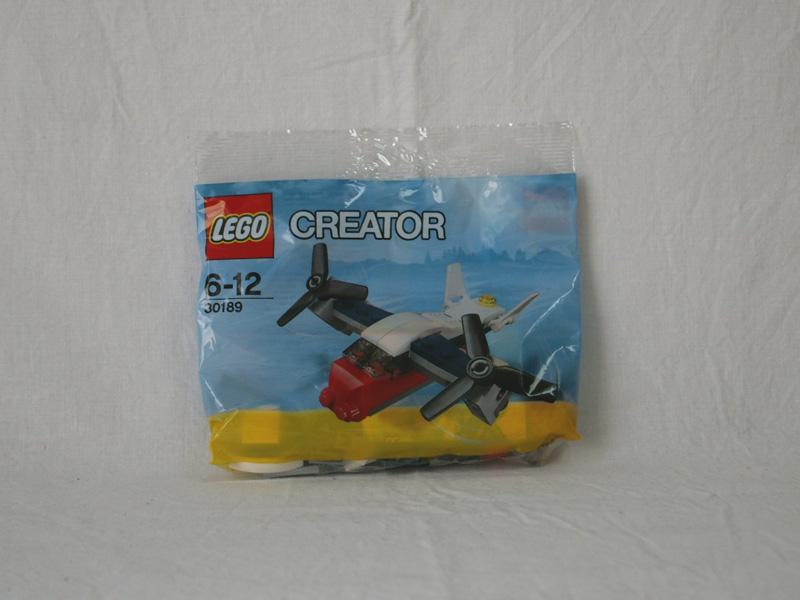 #30189 レゴ トランスポート・プレーン