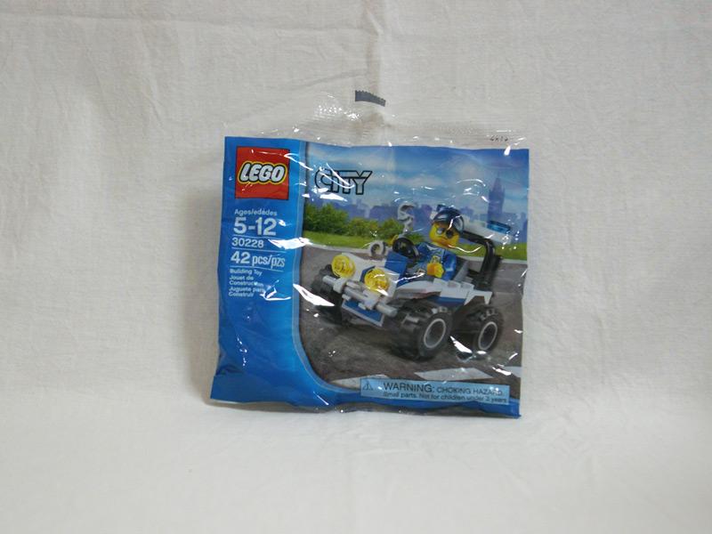 #30228 レゴ ポリス4輪バギー
