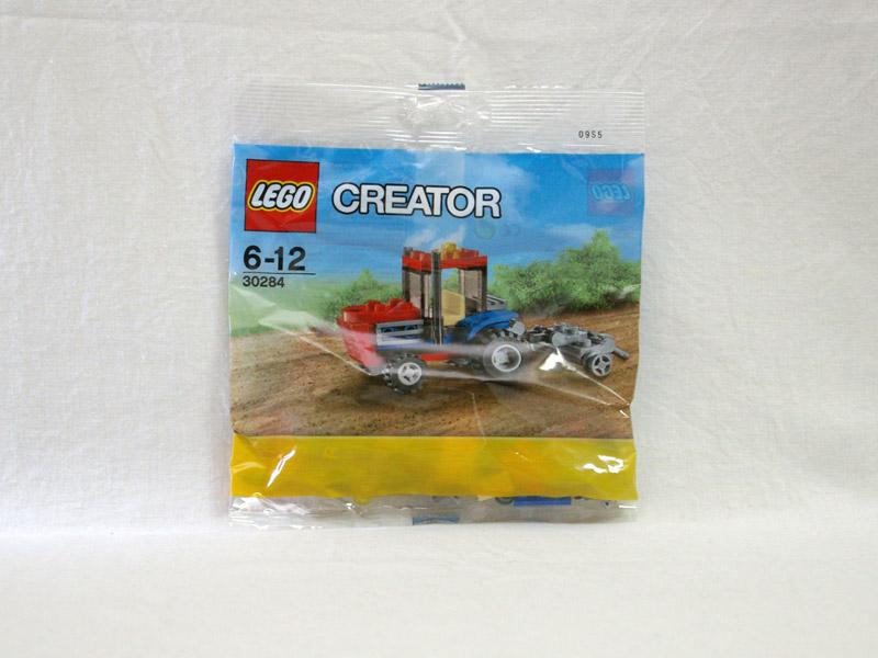 #30284 レゴ トラクター