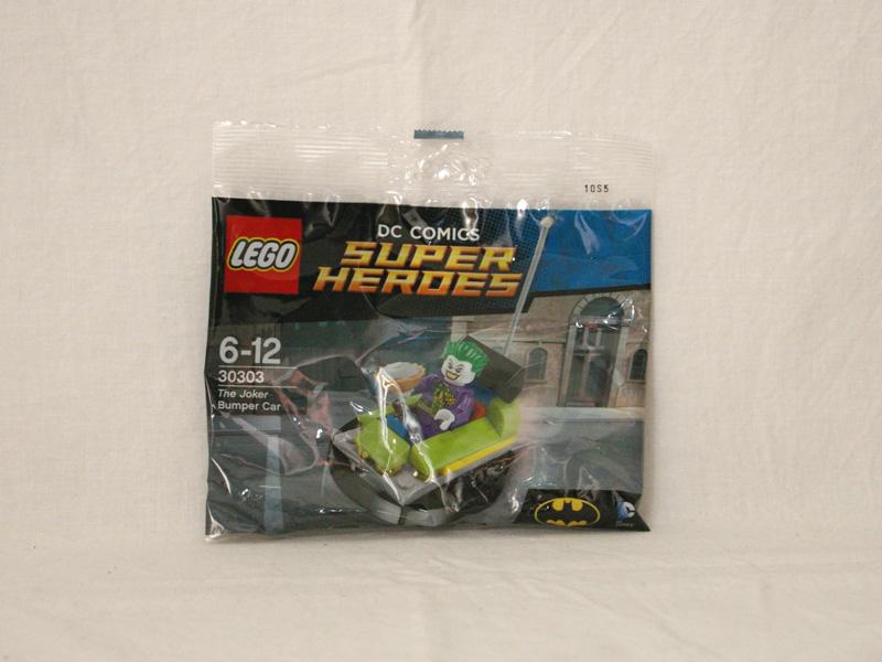 #30303 レゴ ジョーカーのバンパーカー