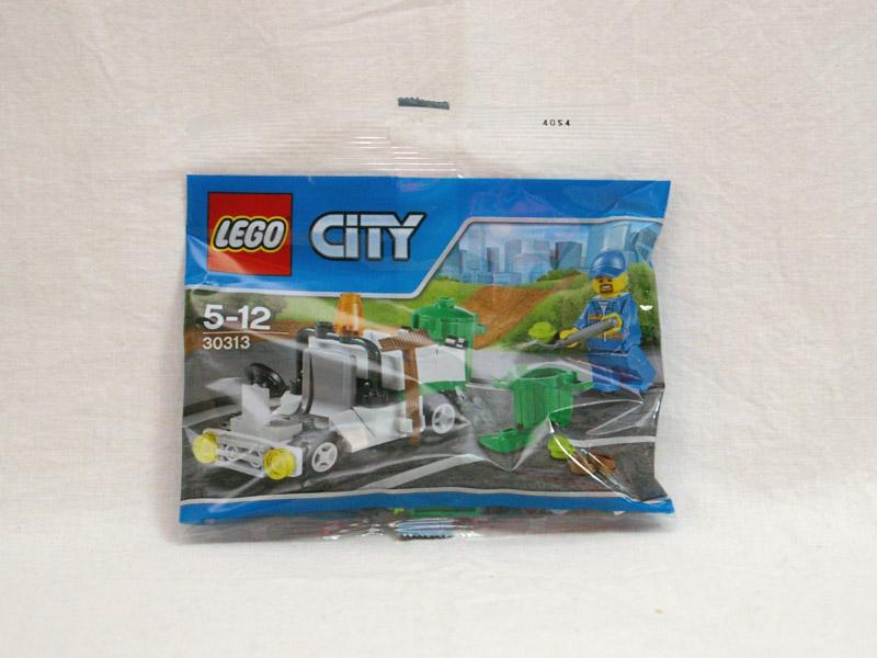 #30313 レゴ ミニゴミ収集車