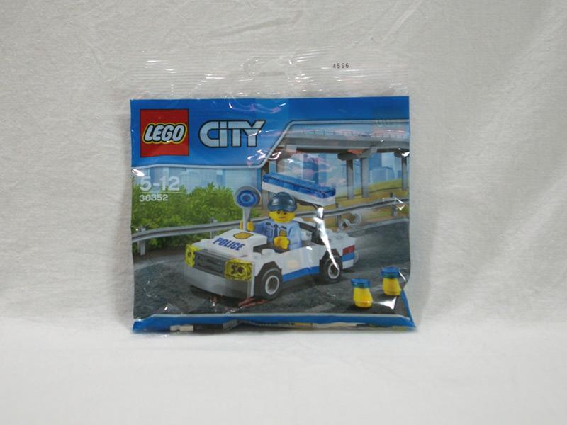 #30352 レゴ オープンカーのパトカー