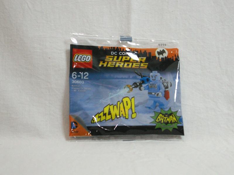#30603 レゴ ミスター・フリーズ
