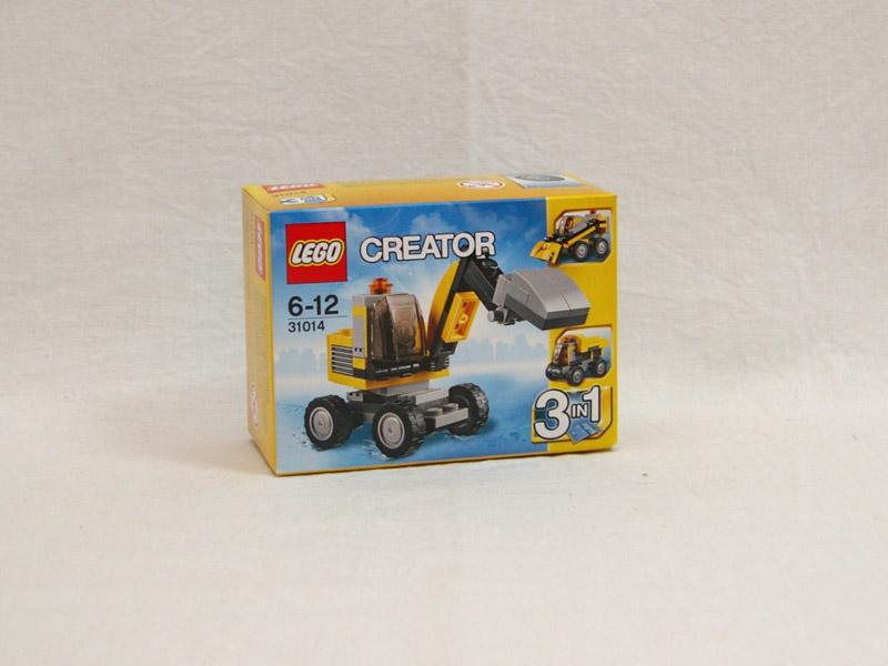 #31014 レゴ パワーディガー