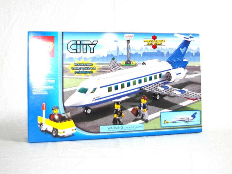 #3181 レゴ 旅客機