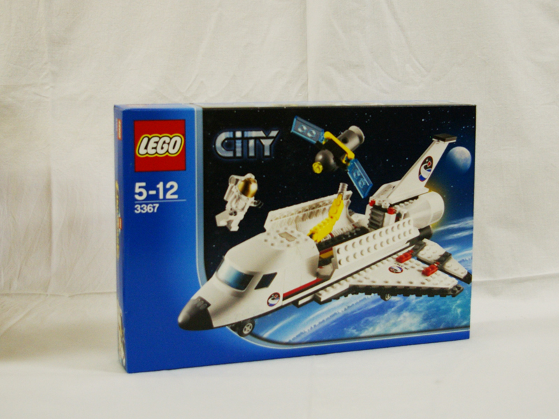 #3367 レゴ スペースシャトル