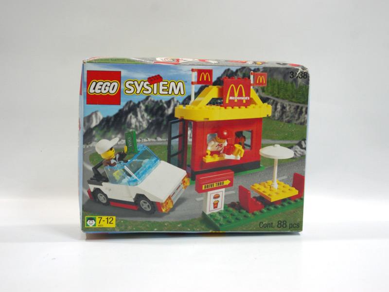 #3438 レゴ マクドナルド