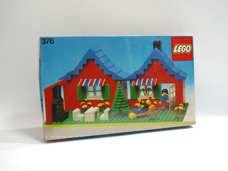 #376 レゴ フラワーハウス