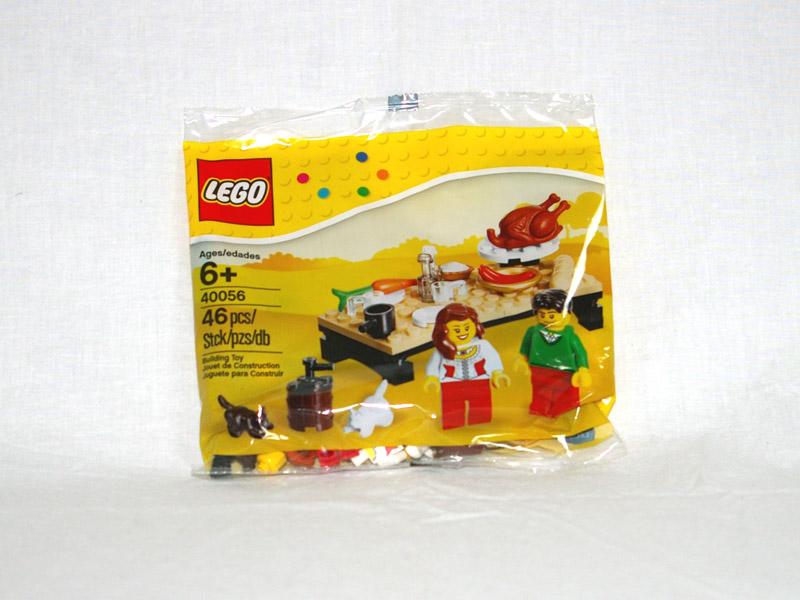 #40056 レゴ サンクスギビングフェスト
