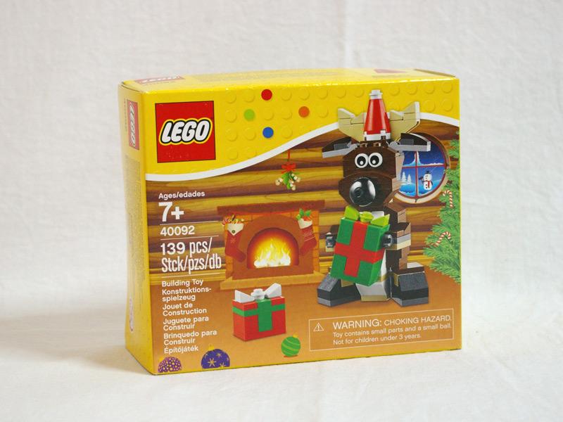#40092 レゴ トナカイ