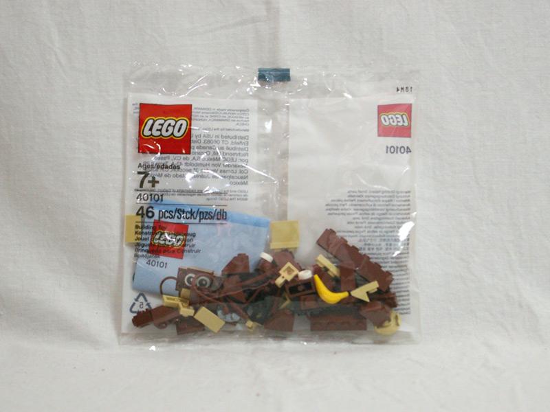#40101 レゴ 猿