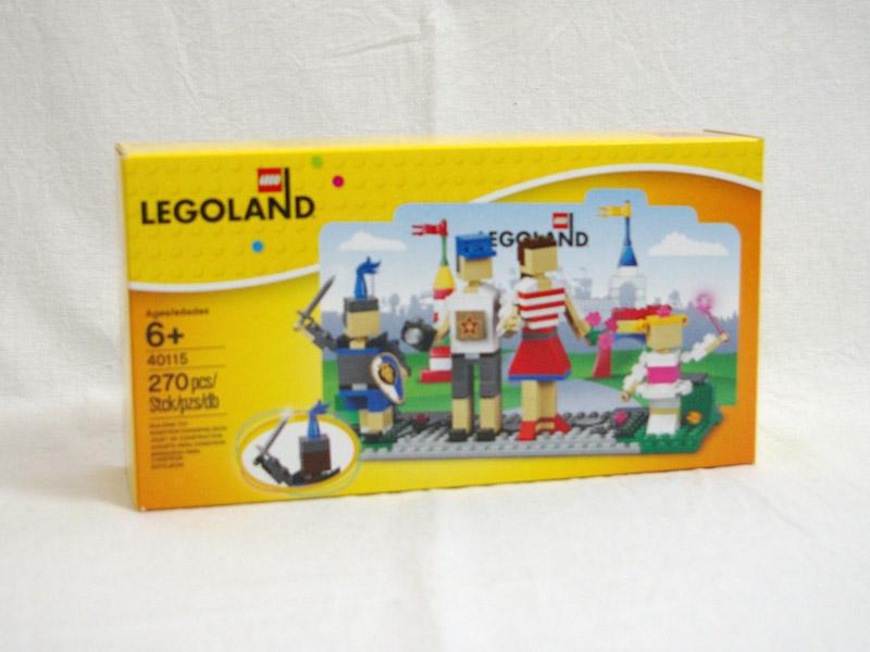 #40115 レゴ レゴランドパークエントランス