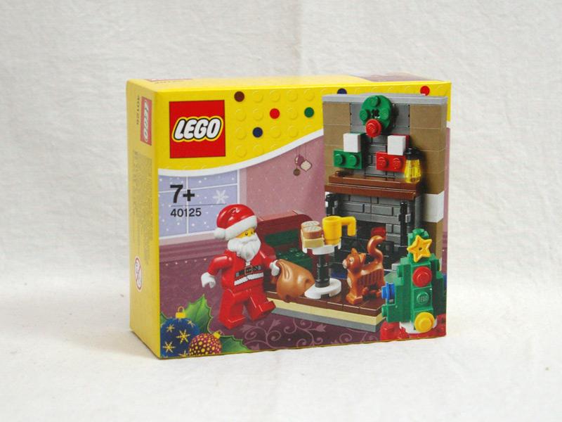 #40125 レゴ サンタの訪問