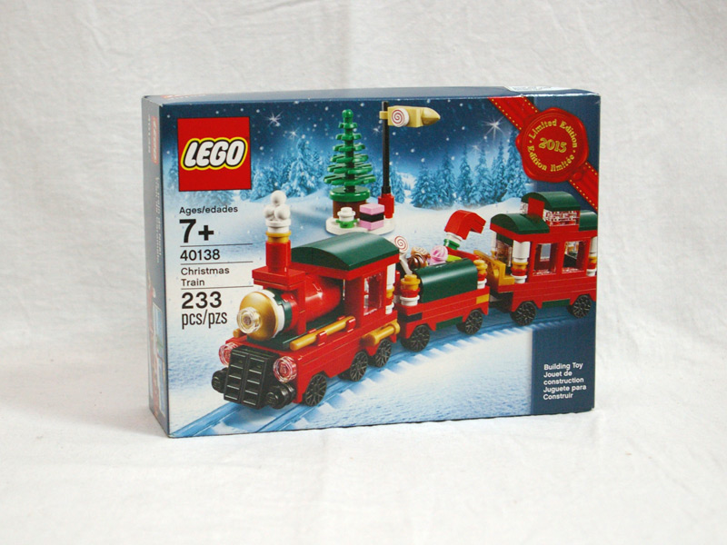 #40138 レゴ クリスマストレイン