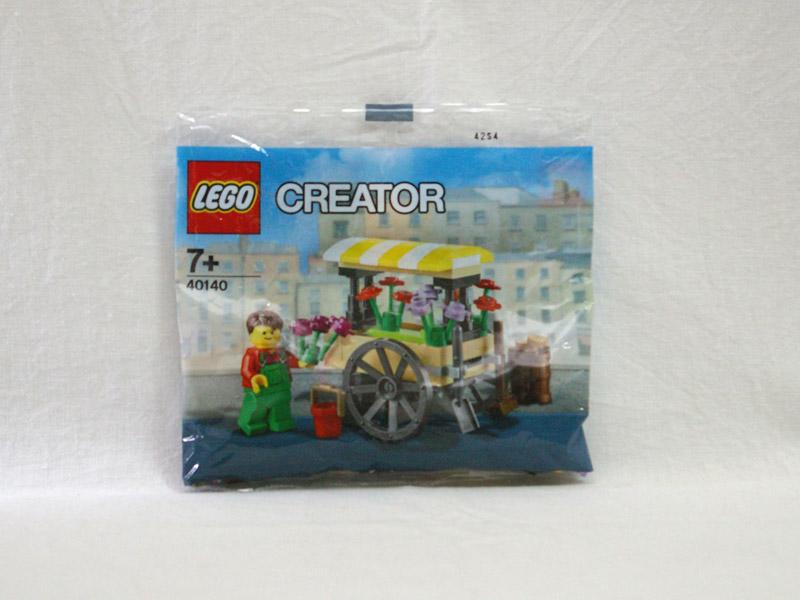 #40140 レゴ フラワーカート