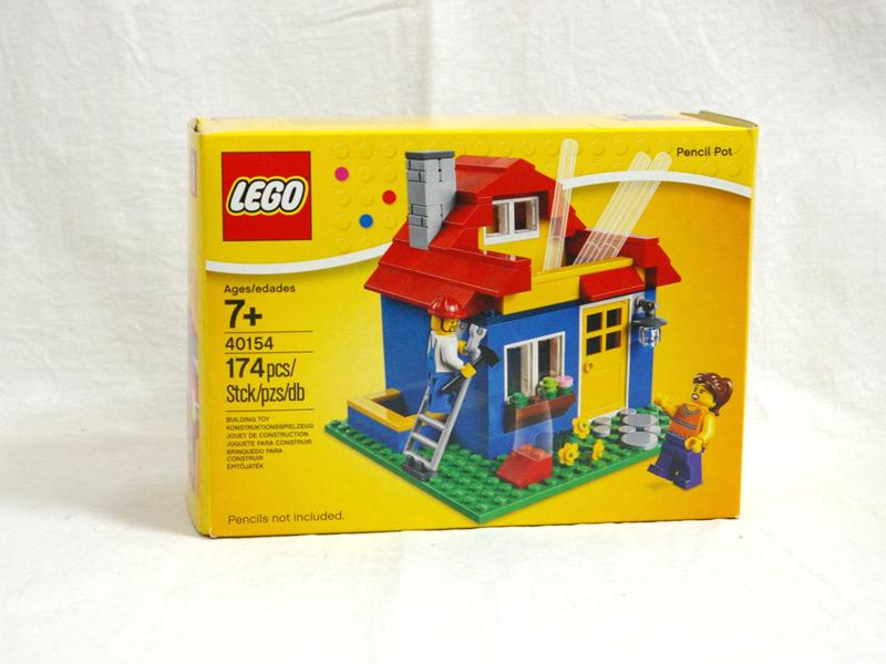 #40154 レゴ 鉛筆たて