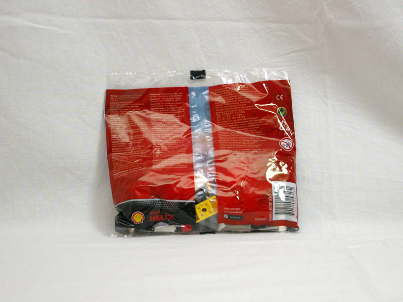 #40196 レゴ シェルタンクローリー 背面の写真