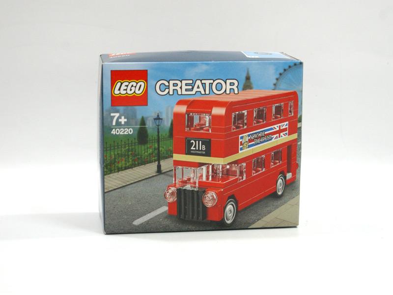 #40220 レゴ ロンドンバス